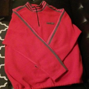 Vintage Polo Jean Co Half Zip Pull Over